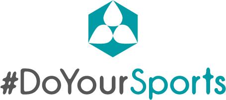 Das offizielle Logo des Sportartikelherstellers #DoYourSports.